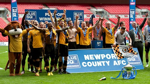 Promotion to the Football League
