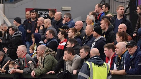 Supporter Liaison Officers